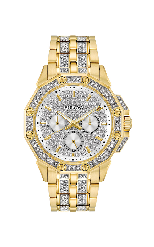 Bulova Crystals Watch 98C126 product image