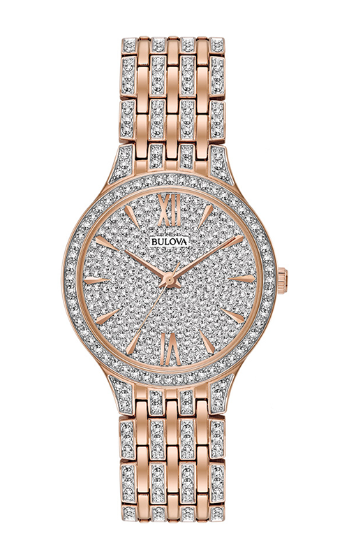 Bulova Crystals Watch 98L235 product image