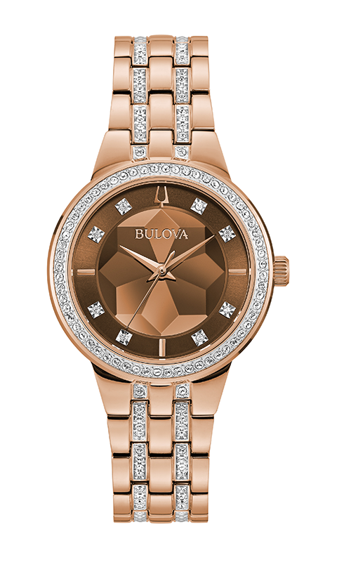 Bulova Crystals Watch 98L266 product image