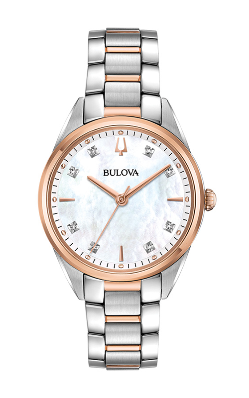 Bulova Diamond Watch 98P183 product image