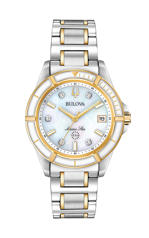 Bulova Diamond Watch 98P186 product image