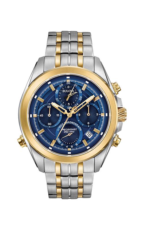 Bulova Precisionist Watch 98B276 product image