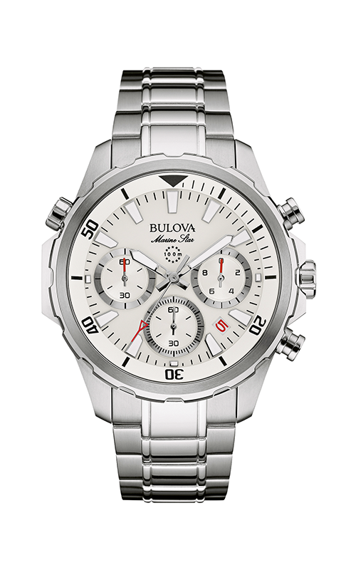 Bulova Marine Star Watch 96B255 product image