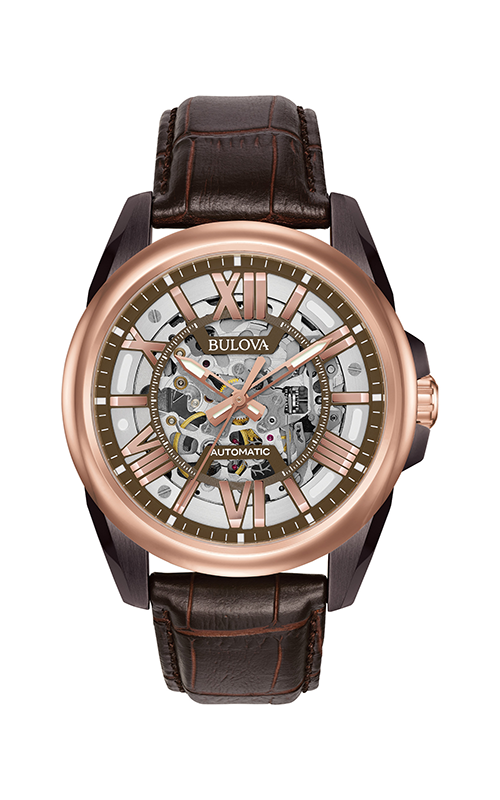 Bulova Automatic Watch 98A165 product image