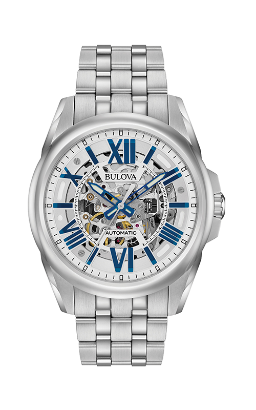 Bulova Automatic Watch 96A187 product image