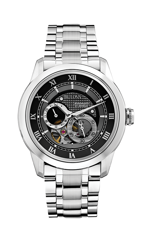 Bulova Automatic Watch 96A119 product image