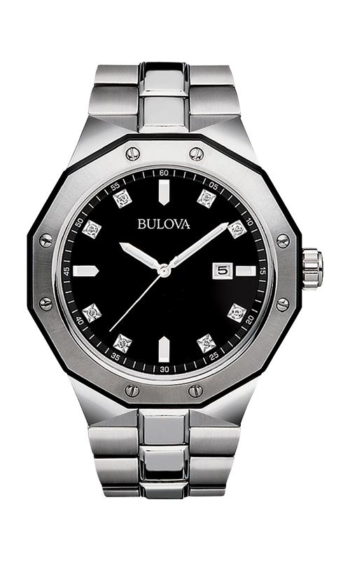 Bulova Diamond Watch 98D103 product image
