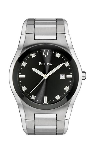 Bulova Diamond Watch 96D104 product image