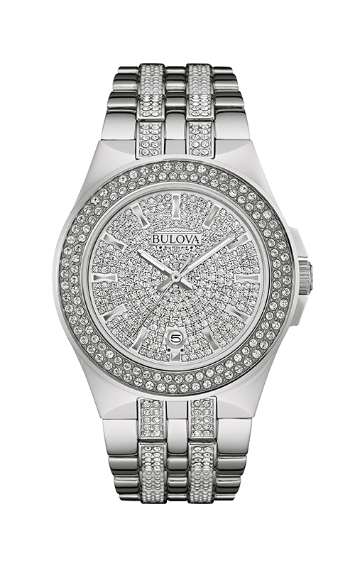 Bulova Crystal Watch 96B235 product image
