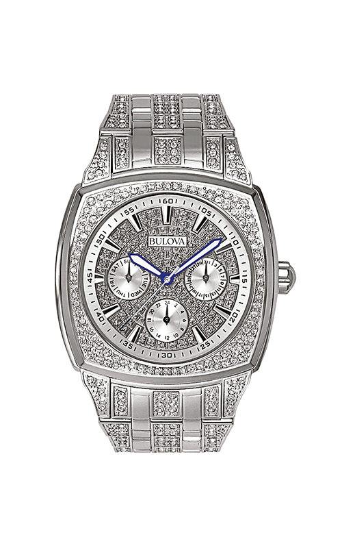 Bulova Crystal Watch 96C002 product image