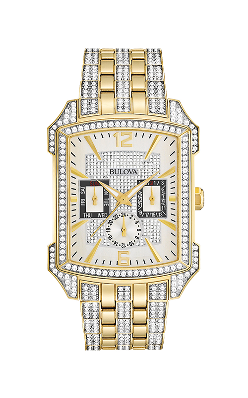 Bulova Crystal Watch 98C109 product image