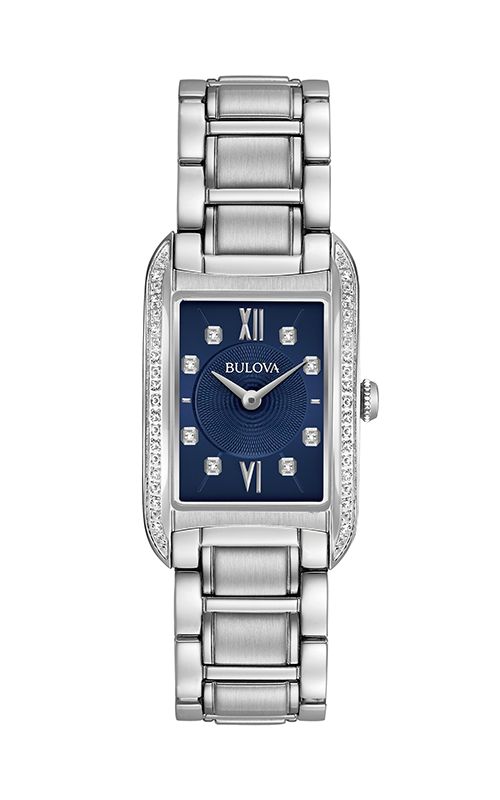 Bulova Diamond Watch 96R211 product image