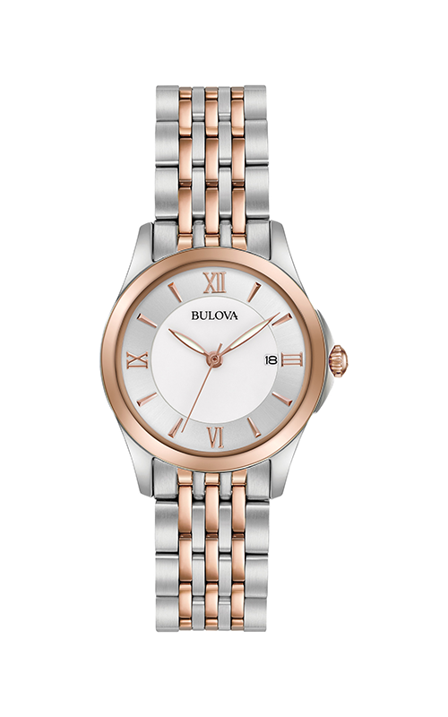 Bulova Diamond Watch 98M125 product image