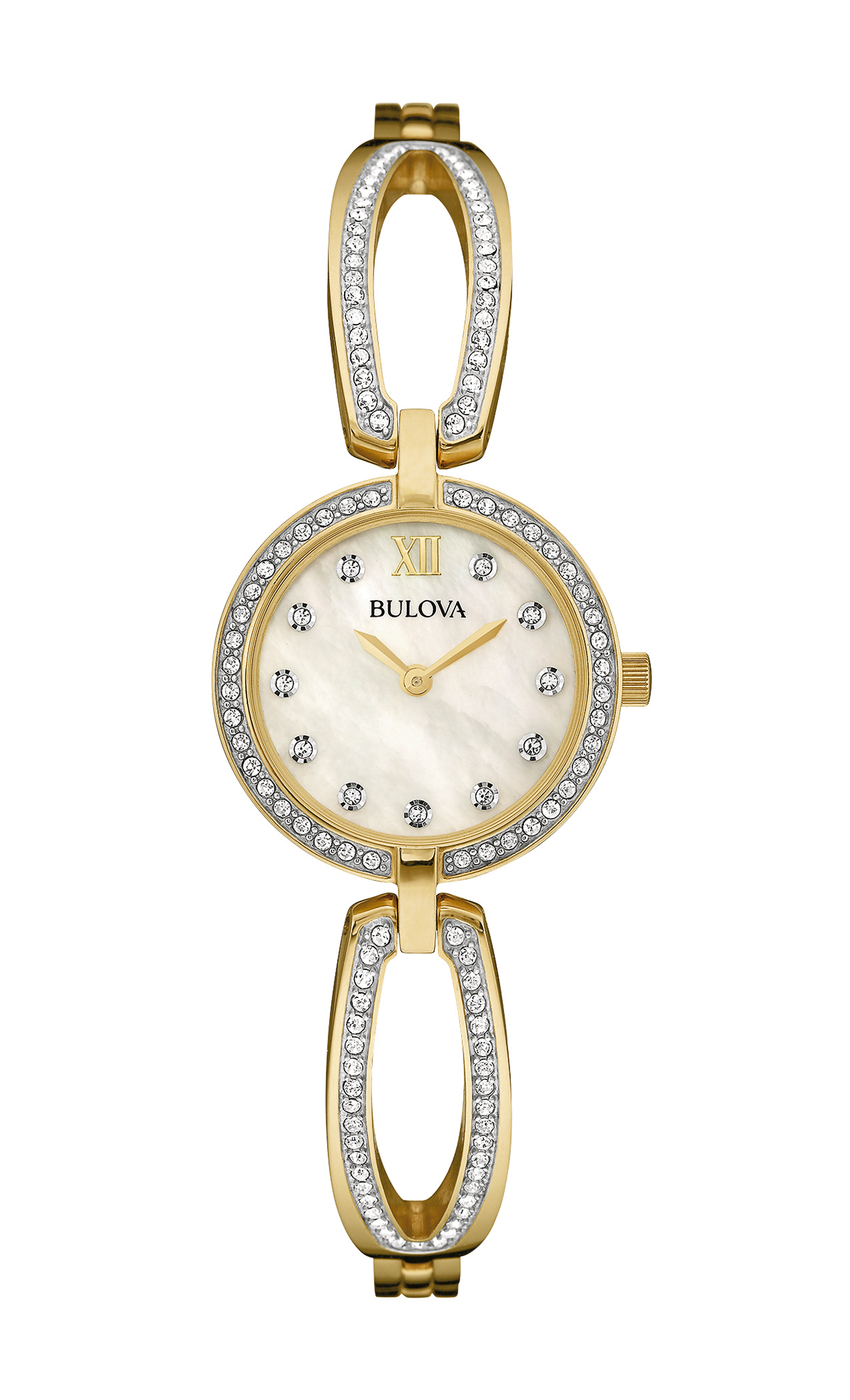 Bulova Crystal Watch 98L225 product image