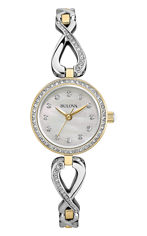Bulova Crystal Watch 98X109 product image