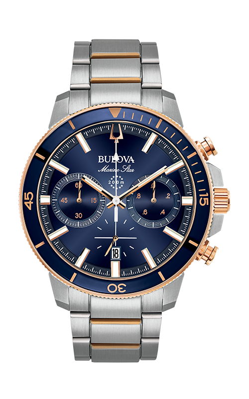 Bulova Marine Star Watch 98B301 product image