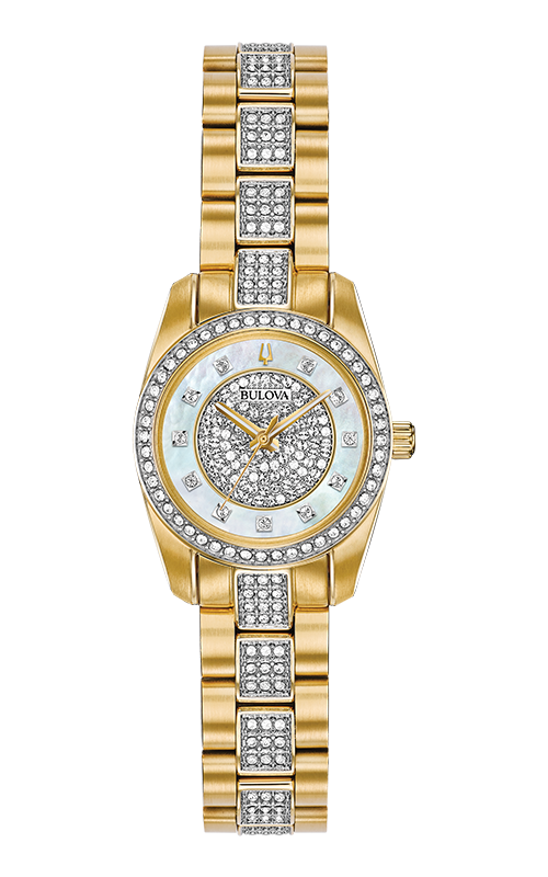 Bulova Crystal Watch 98L241 product image