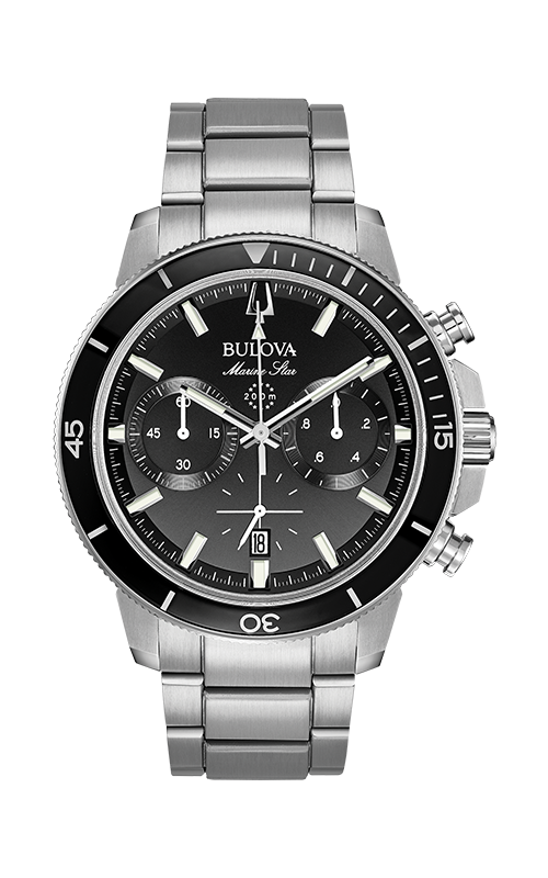 Bulova Marine Star Watch 96B272 product image