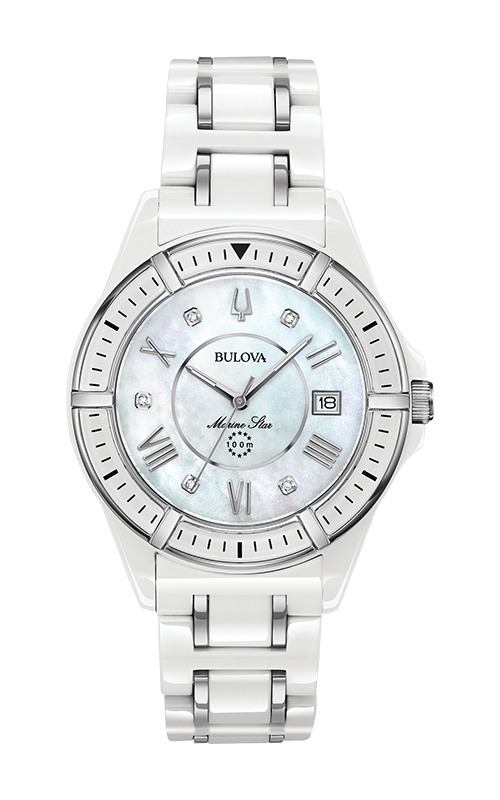 Bulova Marine Star Watch 98P172 product image