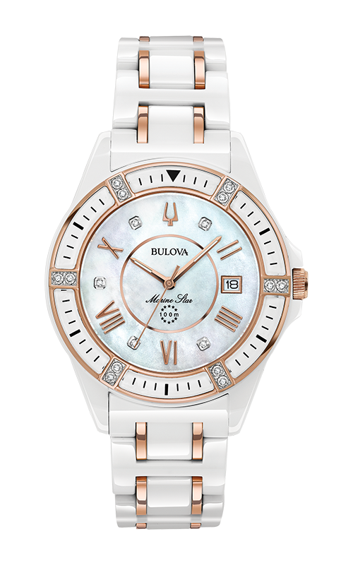 Bulova Marine Star Watch 98R241 product image