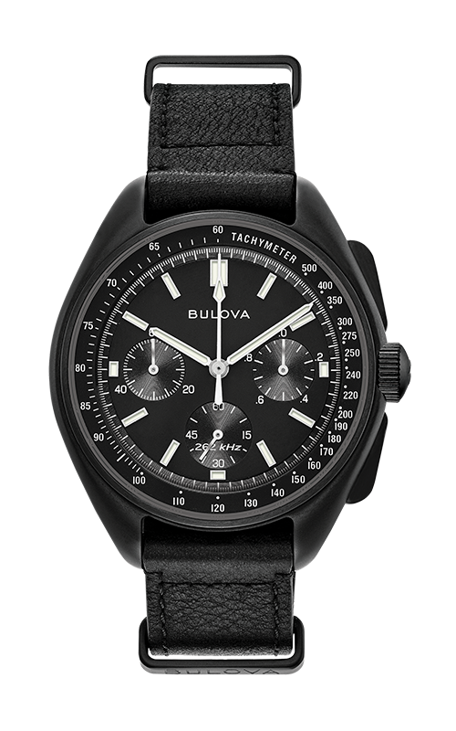 Bulova Special Edition Lunar Pilot Chronograph Watch 98A186  product image