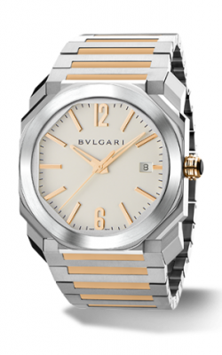 Bvlgari Solotempo Watch BGO38WSPGD product image