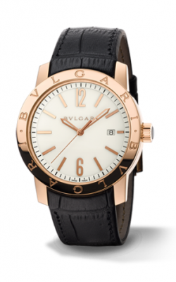 Bvlgari Bvlgari Soltempo Watch BBP39WGLD product image