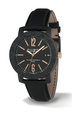 Bvlgari Bvlgari Carbon Gold Watch BBP40BCGLD product image