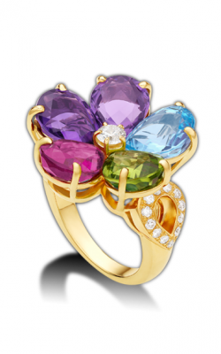 Bvlgari Sapphire Flower Fashion Ring AN855986 product image