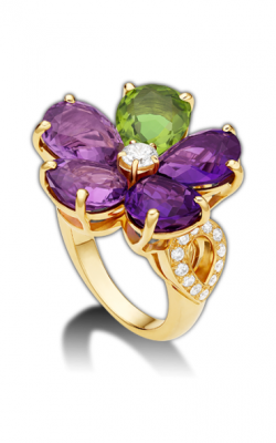Bvlgari Sapphire Flower Fashion ring AN856017 product image
