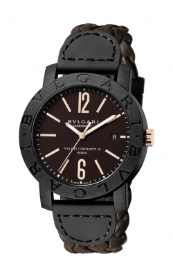Bvlgari Bvlgari Carbon Gold Watch BBP40C11CGLD product image