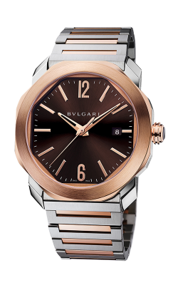 Bvlgari Roma Watch OC41BSPGD product image