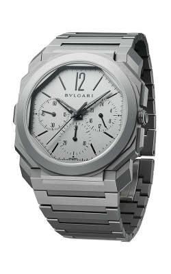 Bvlgari Finissimo Watch BGO42C14TTXTCHGMT product image