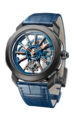 Bvlgari Roma Watch BGO44TDLCTBSK/BLUE product image