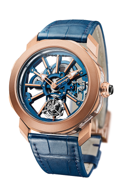 Bvlgari Roma Watch BGO44PGLTBSK/BLUE product image