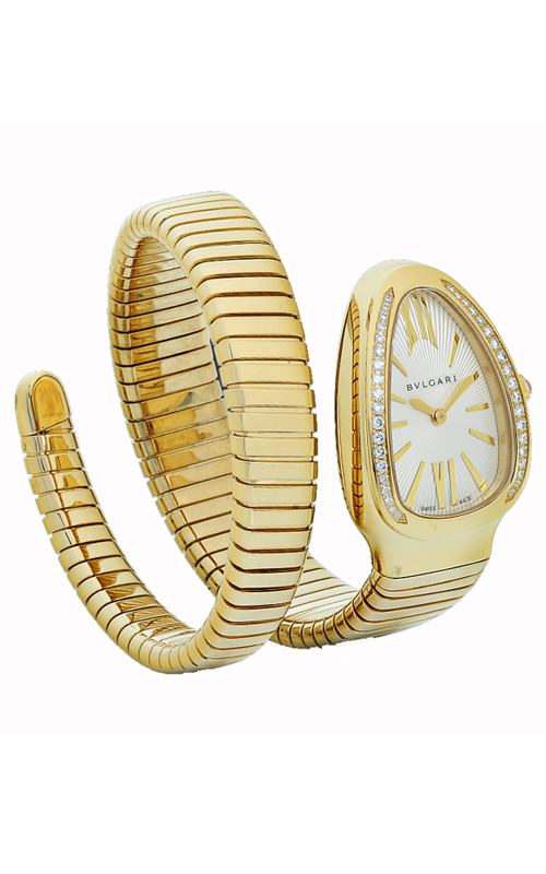 Bvlgari Tubogas Watch SP35C6GDG.1T product image