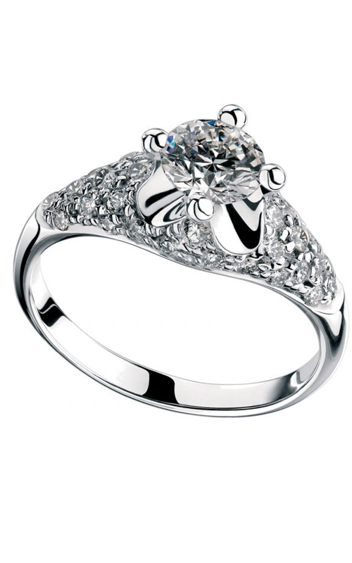 Bvlgari Corona Engagement ring AN852267 product image