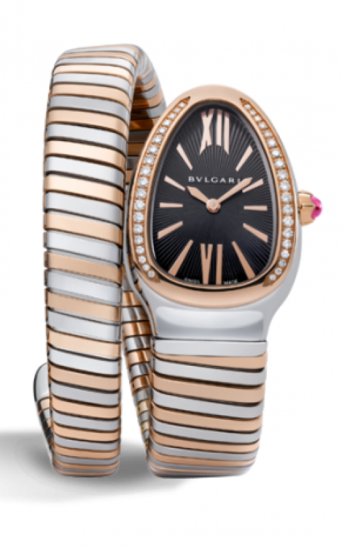 Bvlgari Tubogas Watch SP35BSPGD.1T product image