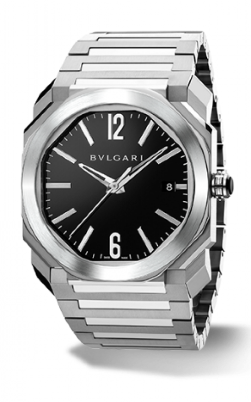 Bvlgari Solotempo Watch BGO38BSSD product image