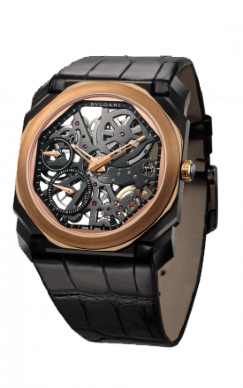 Bvlgari Finissimo Watch BGO40BSPGLXT SK product image