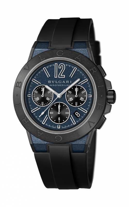 Bvlgari Diagono Magnesium Watch DG42C3SMCVDCH product image