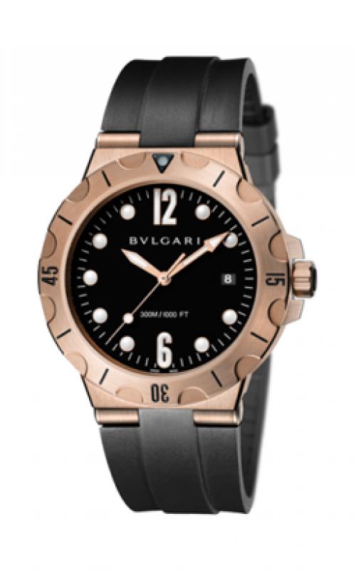 Bvlgari Diagono Scuba Watch DPP41BGVSD product image