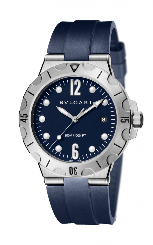 Bvlgari Diagono Scuba Watch DP41C3SVSD product image