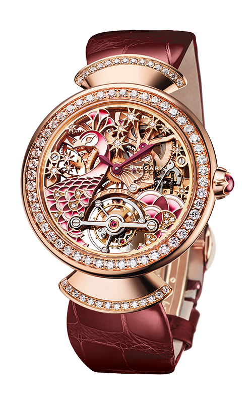 Bvlgari Diva's Dream Watch DVP37C2GDLTBSK product image