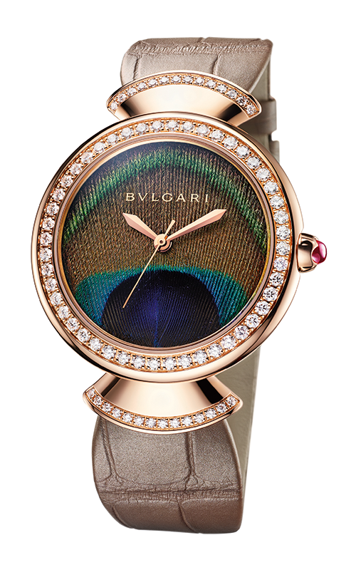 Bvlgari Diva's Dream Watch DVP37FEAGL/12 product image