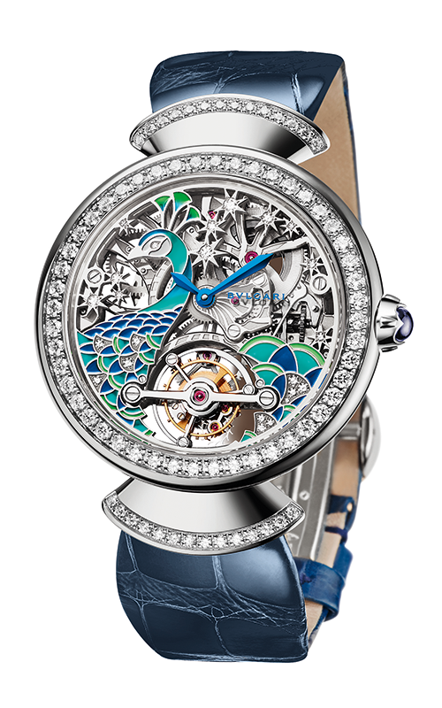 Bvlgari Diva's Dream Watch DVW37C2GDLTBSK product image