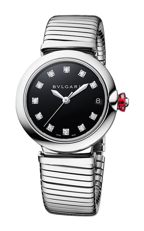 Bvlgari LVCEA Watch LU33BSSD/11.T product image