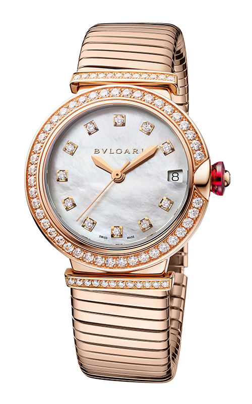 Bvlgari LVCEA Watch LUP33WGDGD/11.T product image