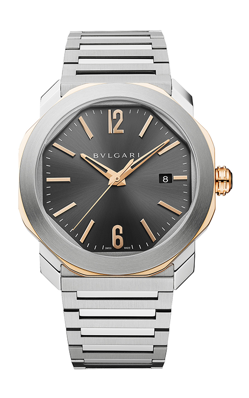 Bvlgari Roma Watch OC41C5SPGLD product image