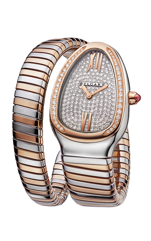 Bvlgari Tubogas Watch SP35D2SPGD.1T product image